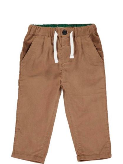 Brown Cord Pants