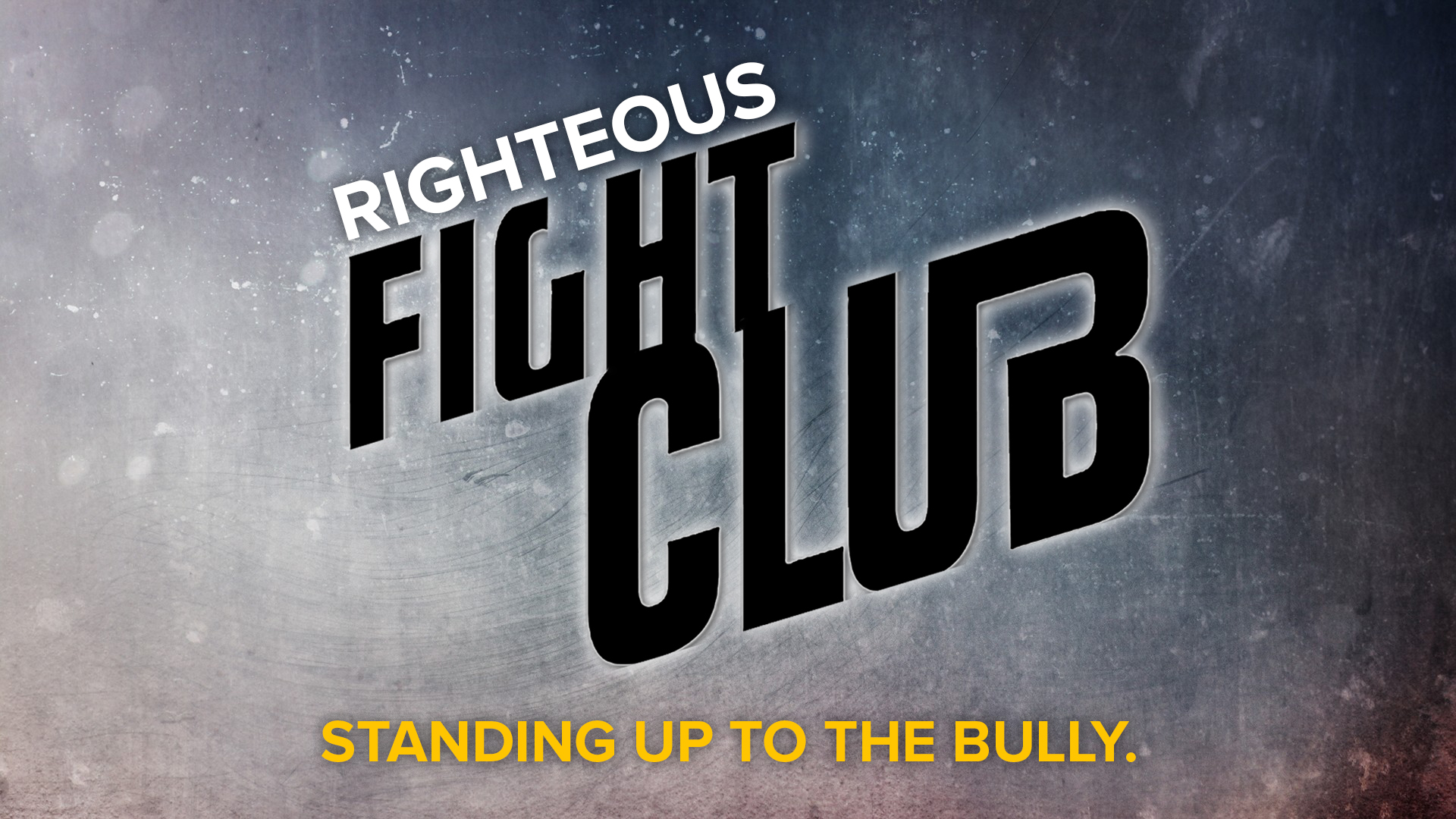 Righteous FightClub
