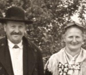 Historienbild Familie Schorn