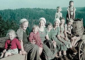 Familie Schorn Historien Bild