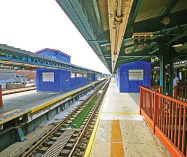 West End D Line, 7 Stations