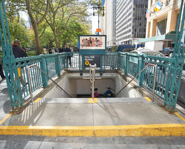 Broadway Line, 5 Stations
