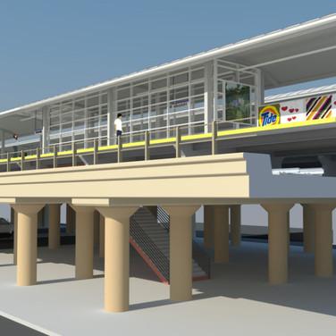 Hicksville LIRR Station
