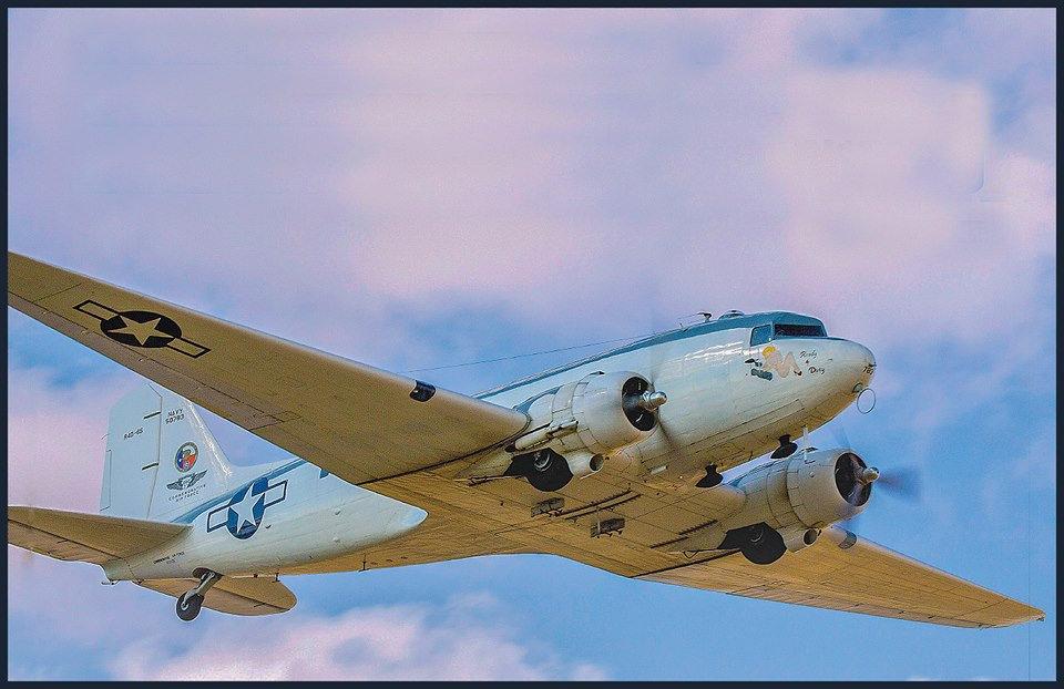Douglas R4D-5S