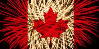 Friday - Canada Day