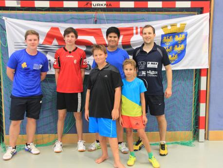Tolle Sporttage in Neu-Guntramsdorf