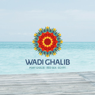 Wadi Ghalib Branding