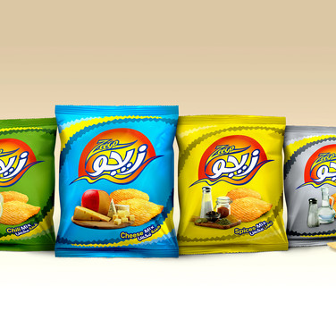 Zeego - Package Design