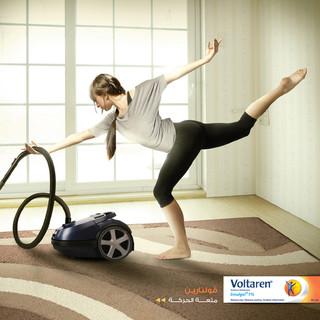 Voltaren Campaign