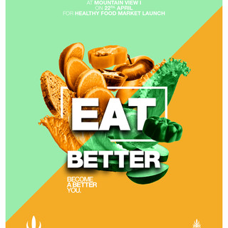 Mountain View Eat Better Campaign