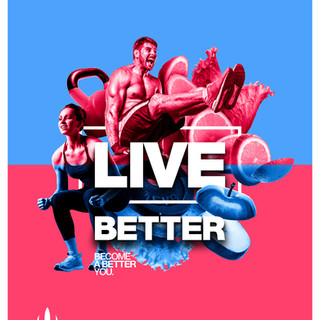 Mountain View - Live Better Campaign