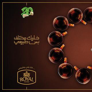 Royal Herbs Campaign