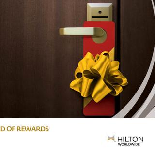 Hilton Rewards Campaign
