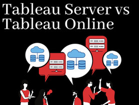 Tableau Server vs Tableau Online