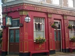 Queen Vic pub - Eastenders