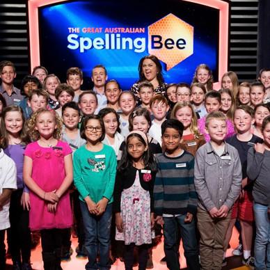 The Great Australian Spelling Bee