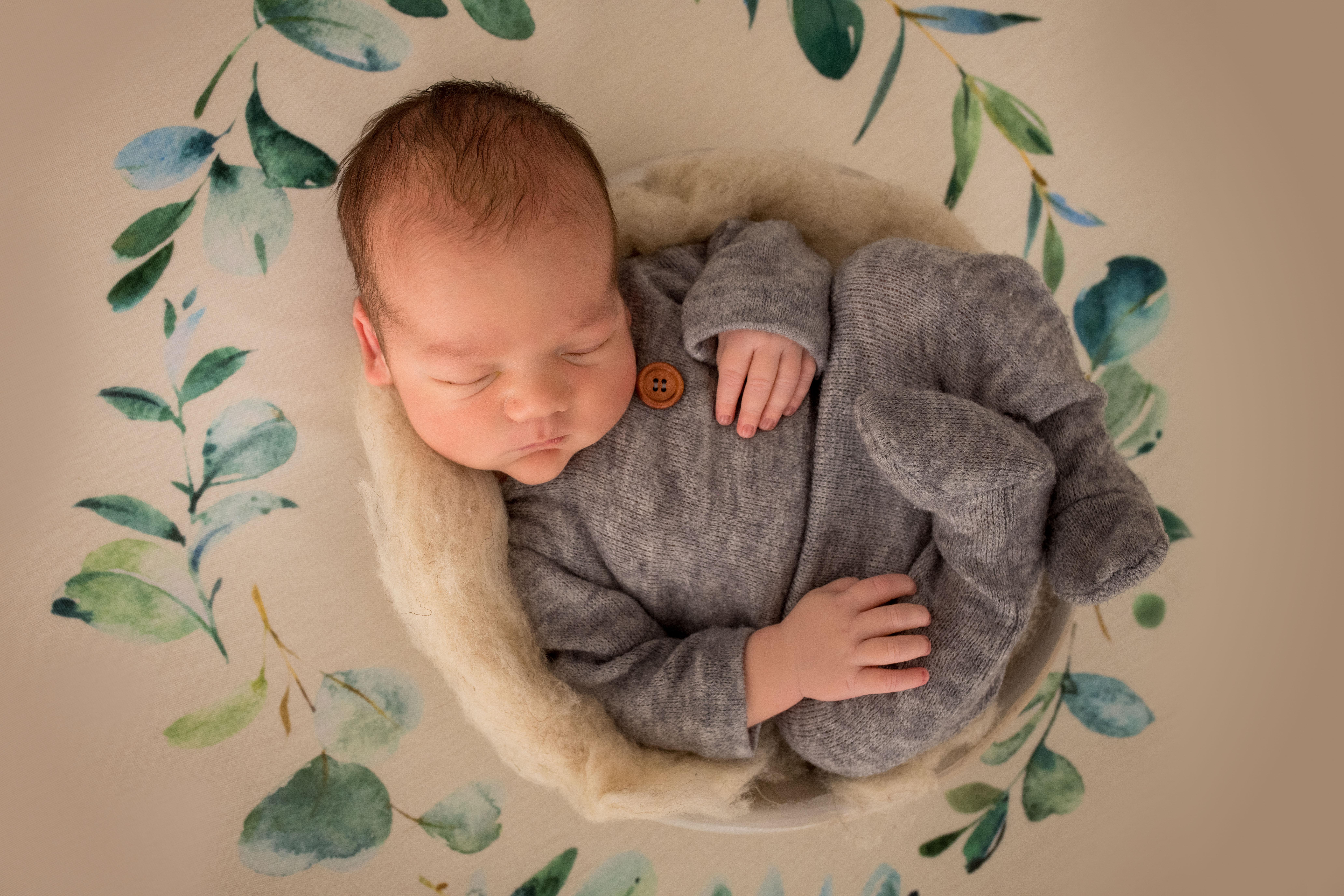 Newborn Fotoshootings Ostschweiz