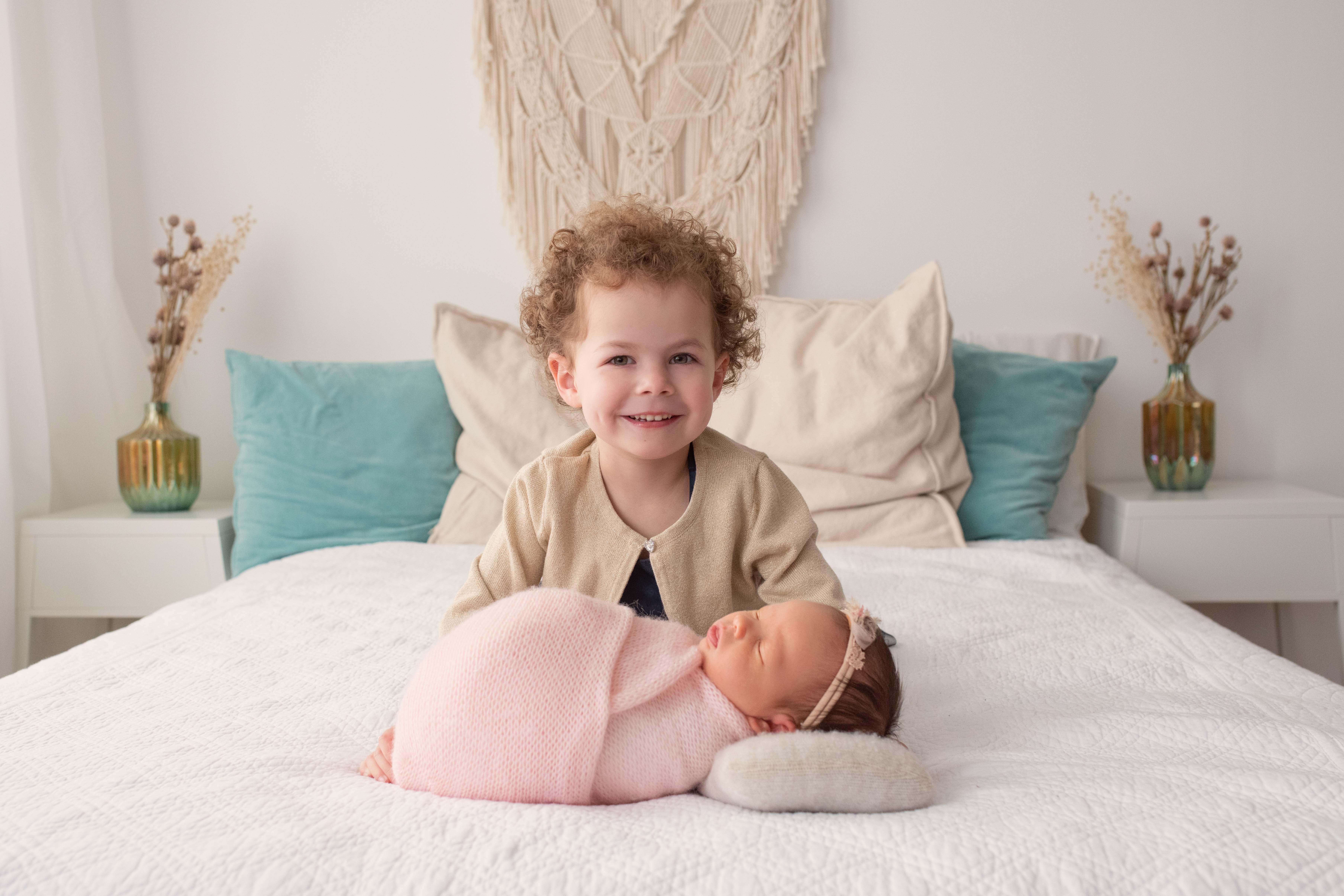 Baby Neugeborenen Fotoshootings