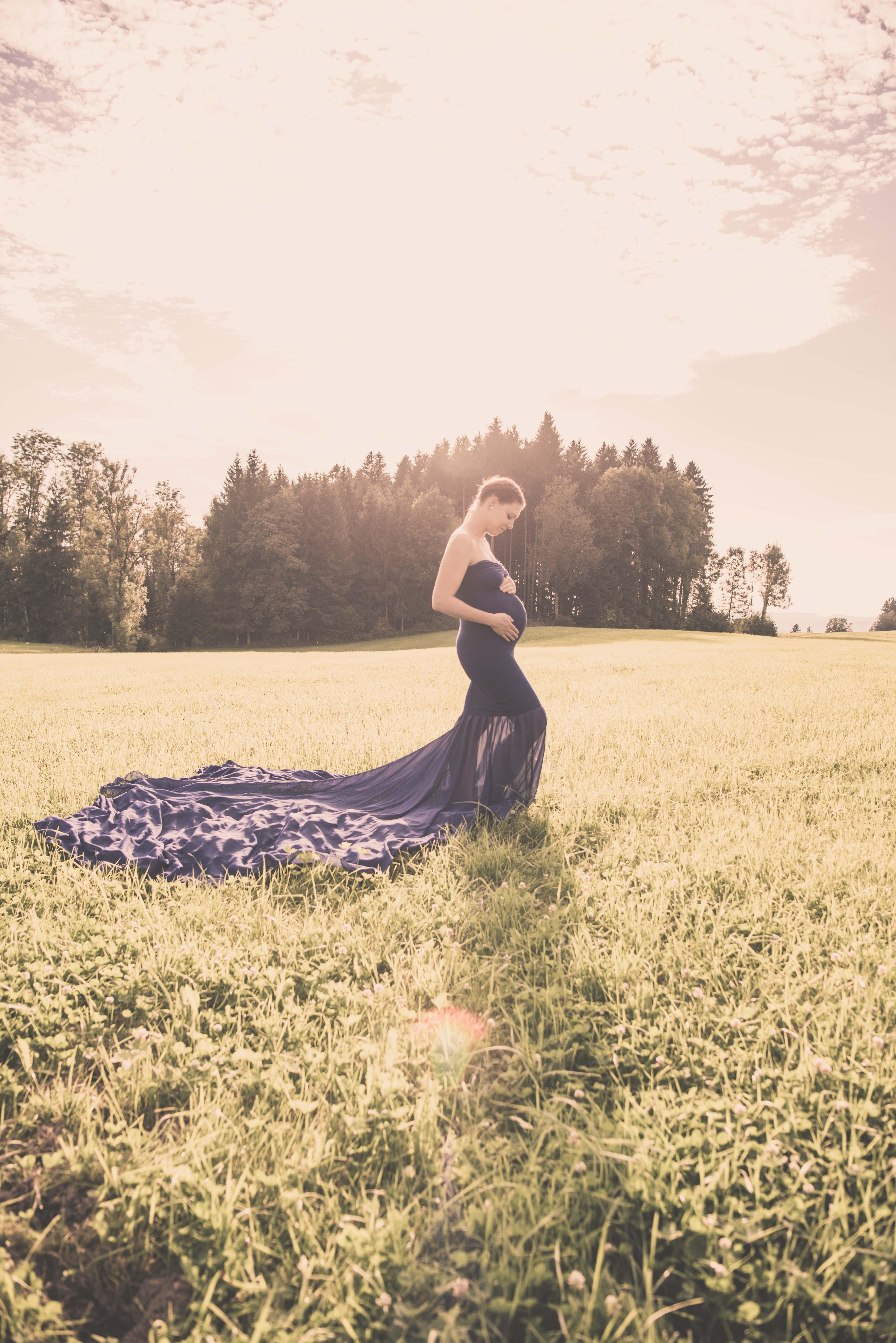 Kombi Schwangerschaft-Newborn