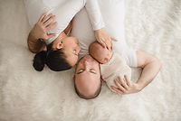 Neugeborene Fotoshooting