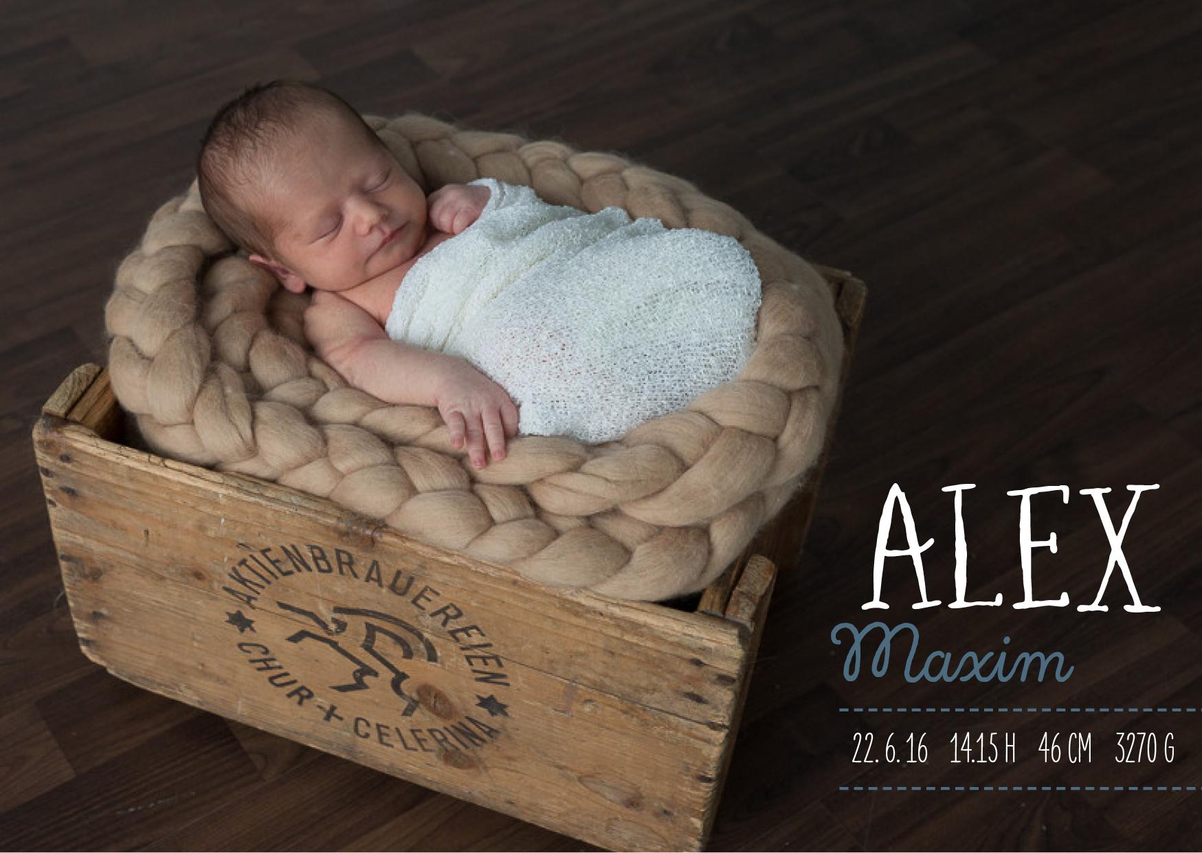 Geburtskarten von Mia-Pictures