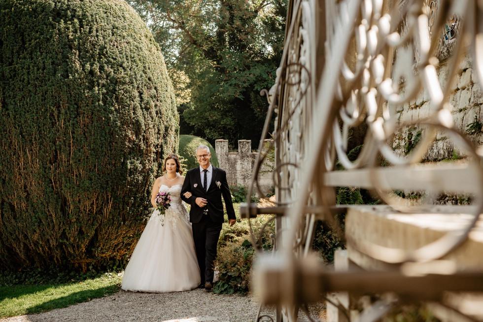 Hochzeitsreportage in St.Gallen