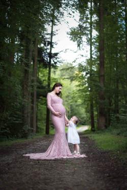 Schwangerschaftsshooting Outdoor
