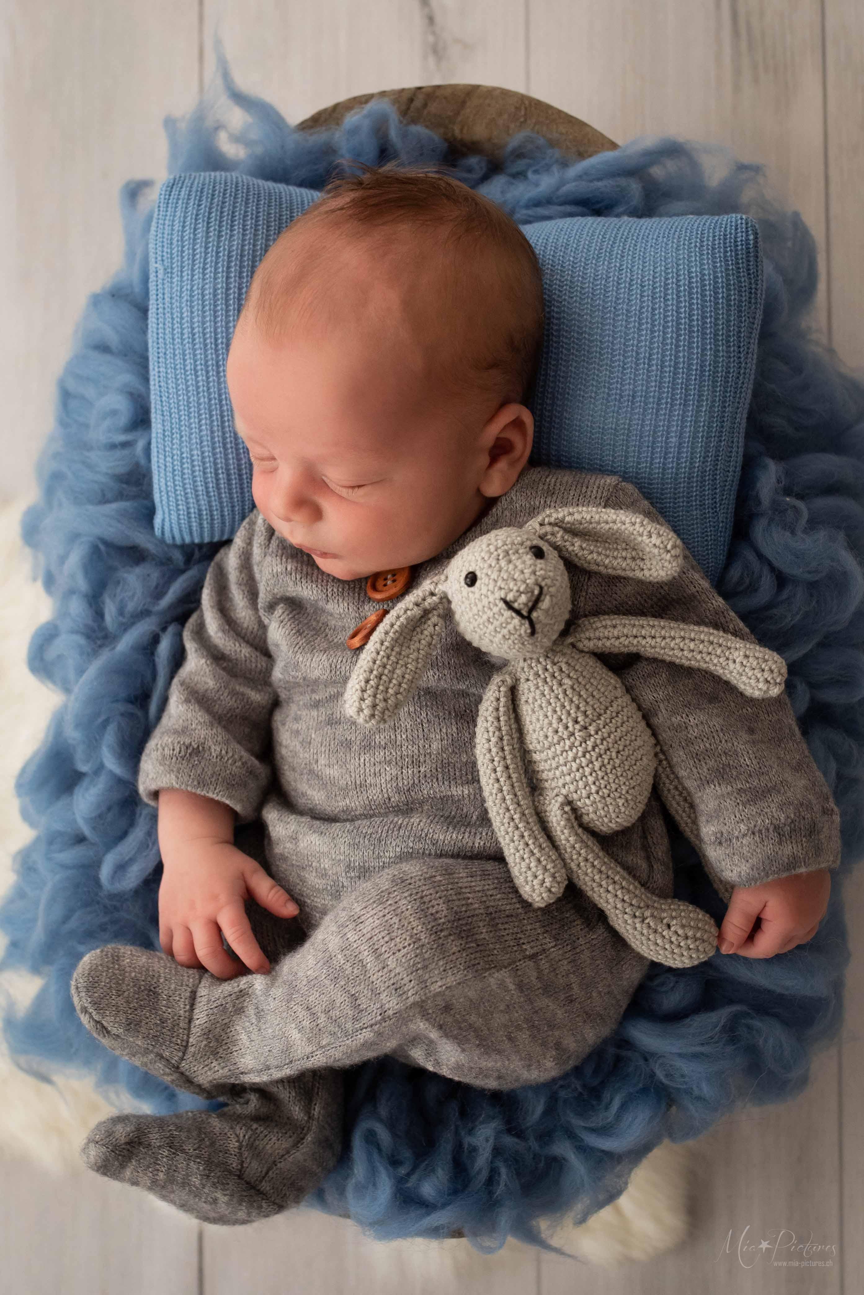 Newbornfotografie, Newbornshooting