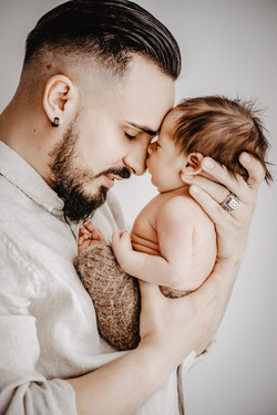 Baby Neugeborenen Fotoshooting St.Gallen