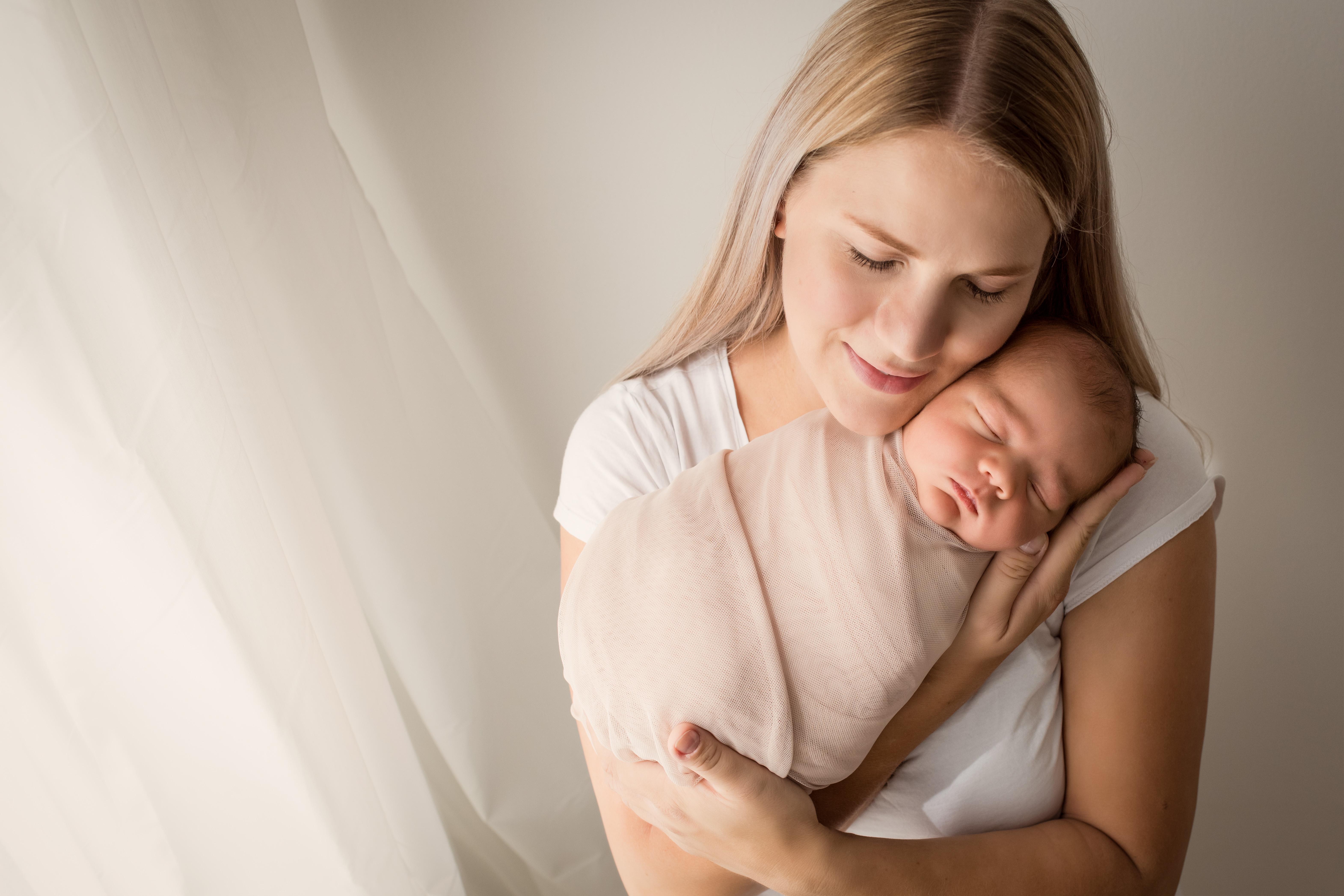 Newborn Fotoshooting