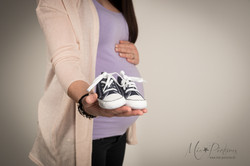 Schwangerschaftsfotos Babybauch raus