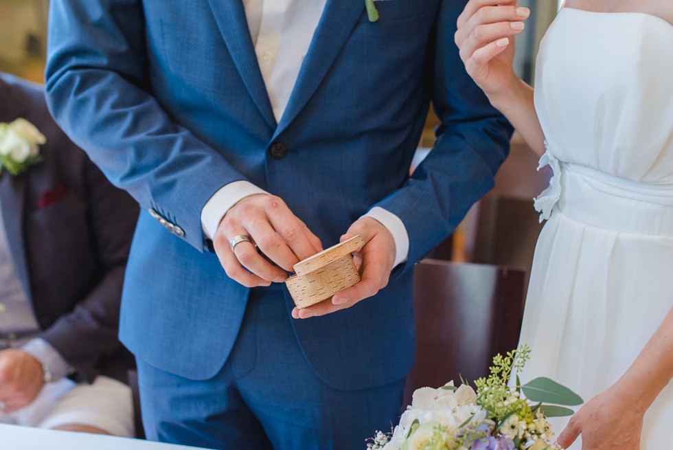 Hochzeit in Schaffhausen