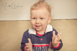 Babyfotografie , Fotos fürs Herz