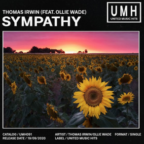 Acoustic Influenced Single 'Sympathy' by Thomas Irwin