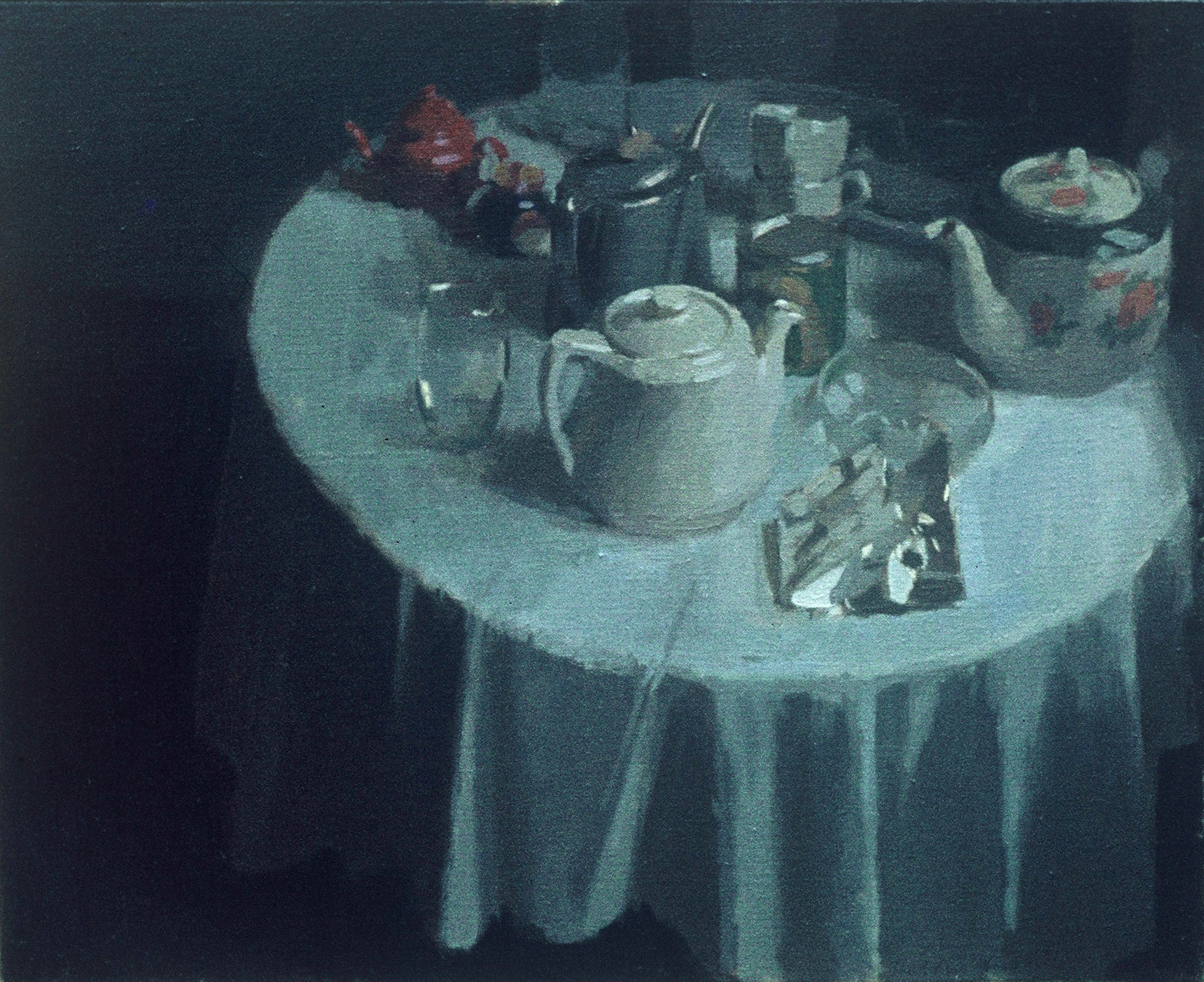 Afternoon Tea Table