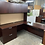Thumbnail: OFS corner L shaped desk with hutch