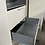 Thumbnail: Hon 5 drawer lateral file cabinets