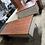 Thumbnail: Vintage Steelcase desk and credenza set