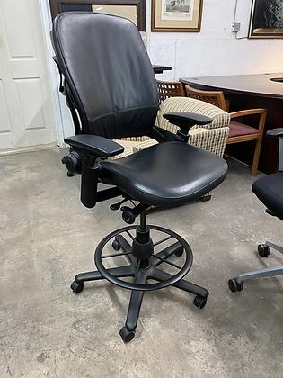 Steelcase leap V2 ergonomic drafting chair