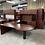Thumbnail: Executive U shaped desks with hutch