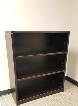 "cherryman 42"" height bookshelves in dark espresso finish"