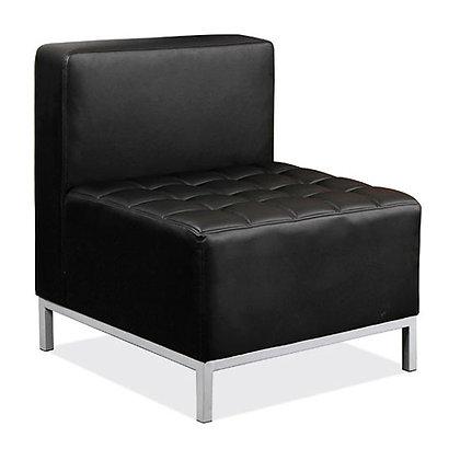 millennial collection modular seating armless chair