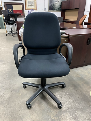 Oversized Steelcase sensor office chairs