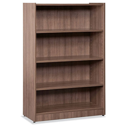 """os laminate collection 48"""" height bookcase"""