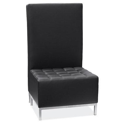 millennial collection modular seating high back armless chair