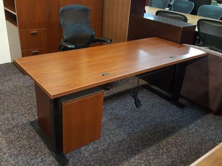 Knoll Ergonomic Desks