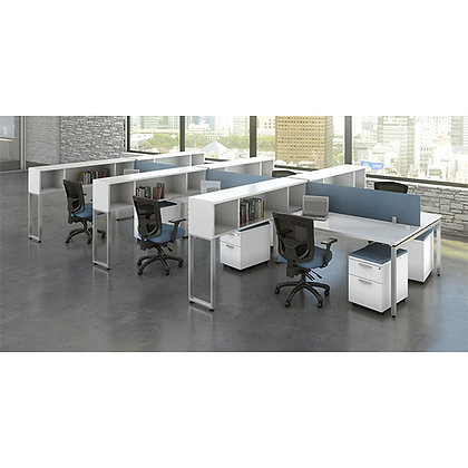 variant collection set of 6ea. work stations open plan