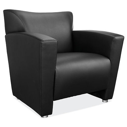 tribeca collection black or gray club chairs