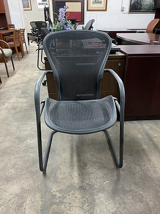 Herman Miller Aeron size b guest chairs