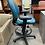 Thumbnail: Steelcase criterion ergonomic drafting chair